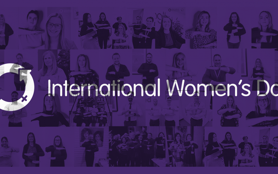 Martin James Network celebrates International Woman's Day