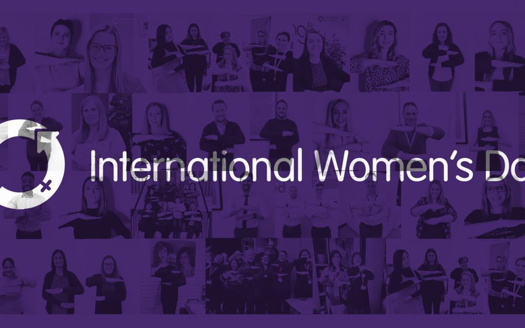 Martin James Network celebrates International Woman's Day