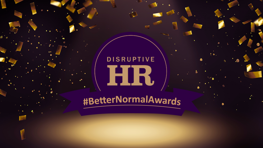 Martin James Network awarded runner-up in Disruptive HR Better Normal Awards