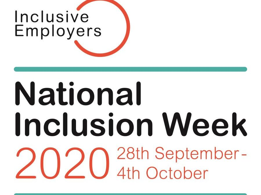 Martin James Network promotes National Inclusion Week