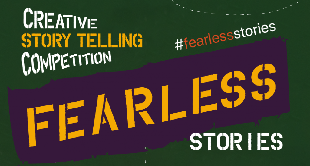MJN launches it's first Fearless Storytelling Competition