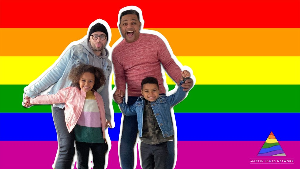 From Partying to Parenthood: LGBTQ+ History Month